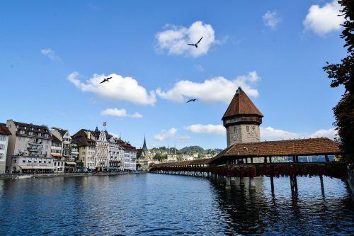 luzern lake switzerland
