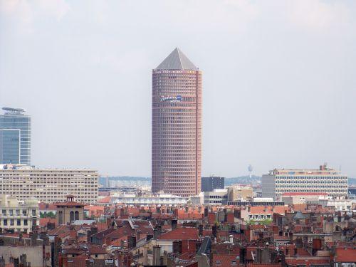 lyon tower city