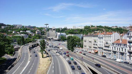 lyon tunnel traffic