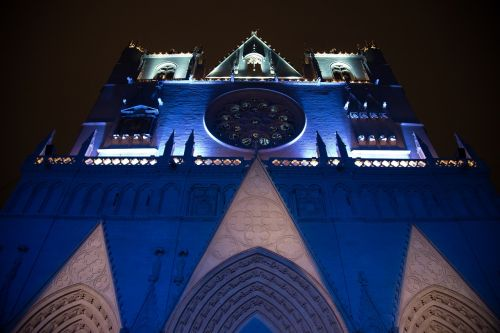 lyon lights church