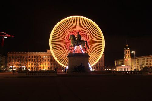 lyon wheel ferris wheel