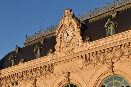 lyon  train station  brotteaux