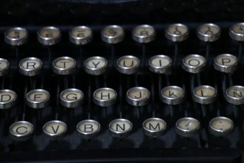 lyrics typewriter text