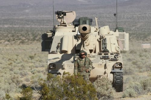 m-109a6 paladin us army united states army
