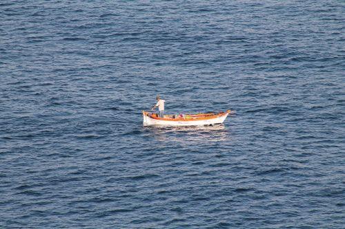 m fish sailor