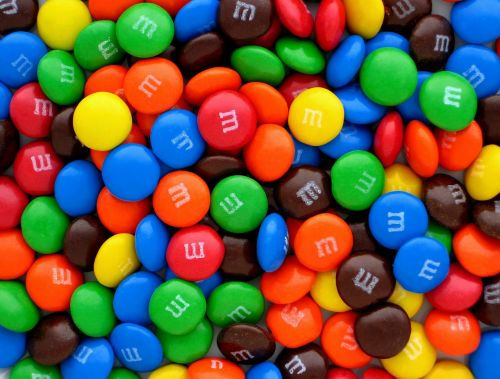 m ms candy chocolate