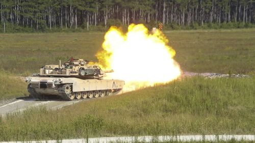m1a1 abrams military army