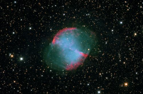 m27 messi the night sky