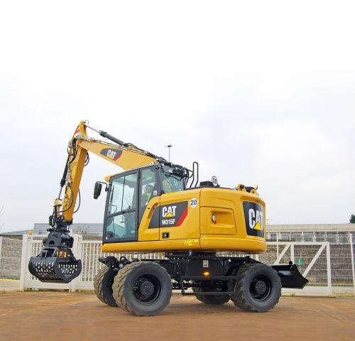 m315f hydraulic excavators