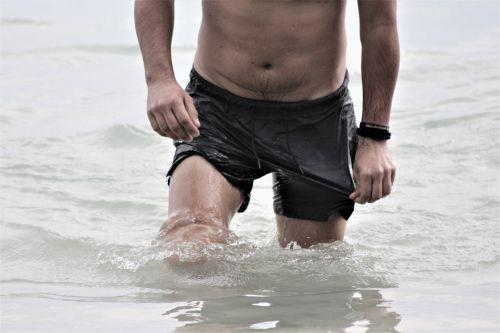 kūnas, vyras, žmogus, maudytis, Tailandas, asija, kroatija, vasara, atostogos, kelionė, vandenynas, vyras vyras