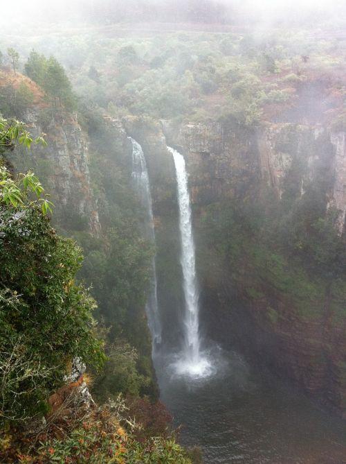 mac-mac falls waterfall mac-mac river