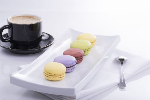 macaroon personalise pastry