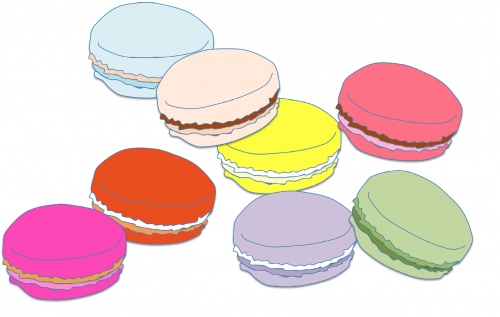 macaroons candy suites