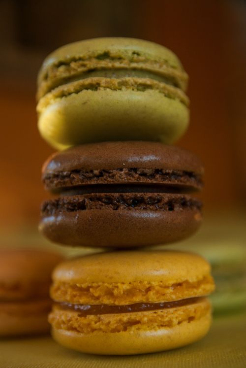 macaroons cakes pastry