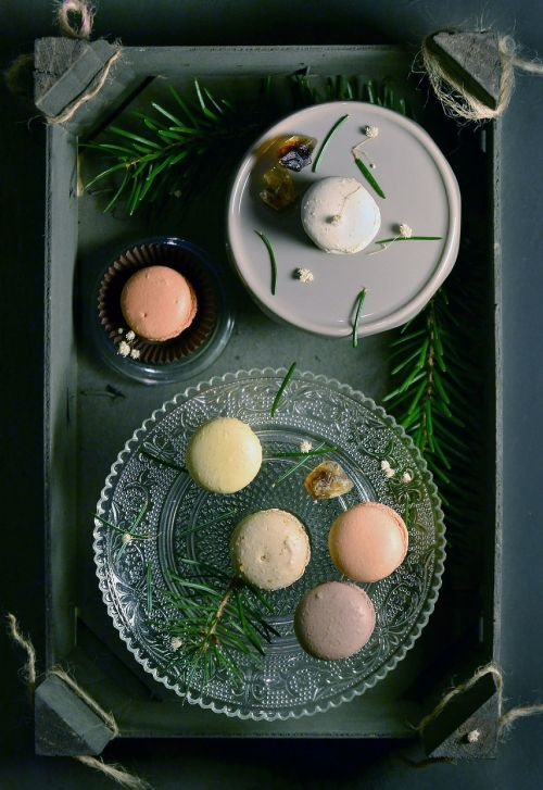 macaroons dessert sweets