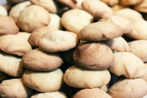 macaroons cookies dessert