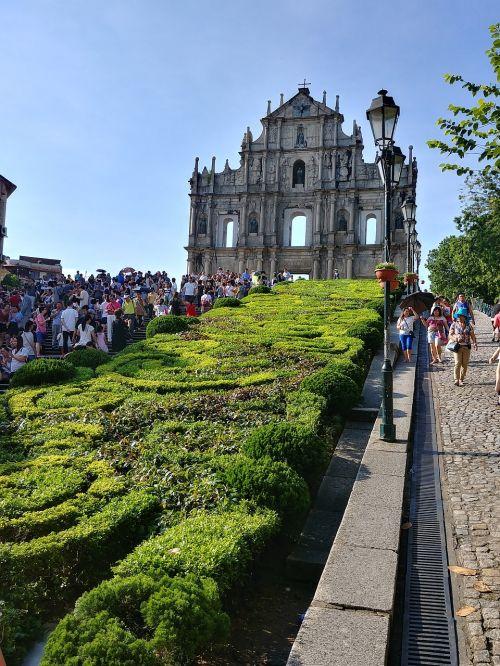 macau cathedral unesco world heritage sites
