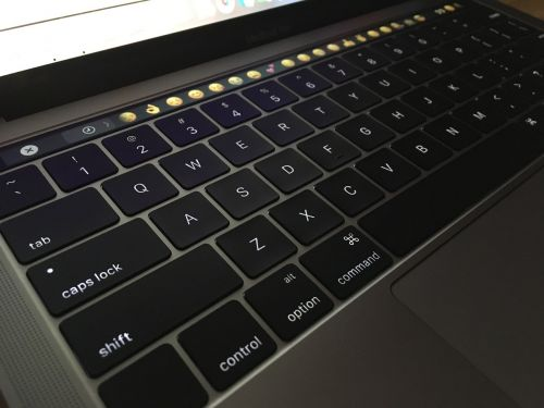 macbook macbook pro touch bar