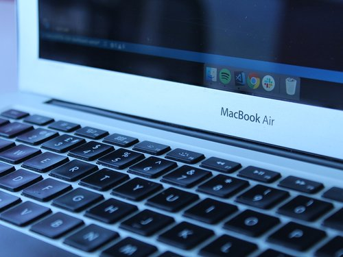 macbook  keyboard  portable