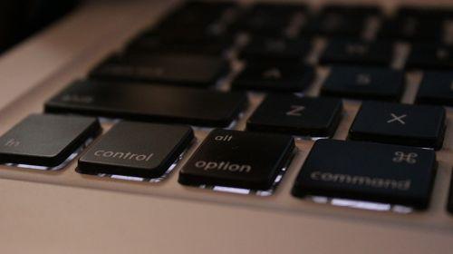 macbook keyboard ctrl
