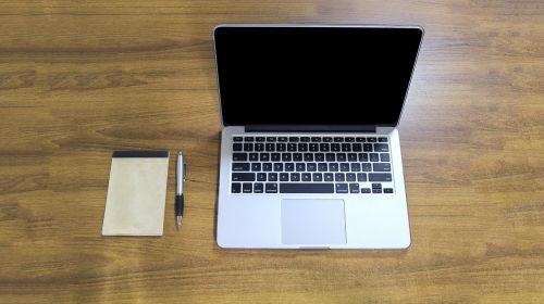 macbook pro desk table