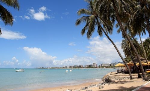 maceió brazilian beaches alagoas
