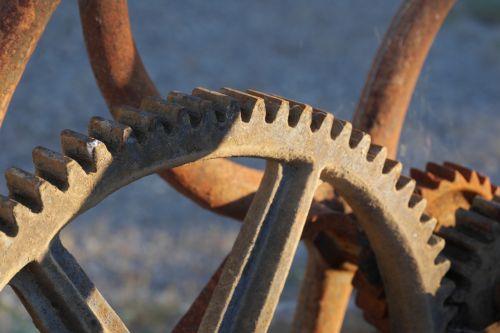 machine gear mechanics