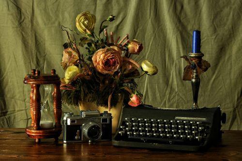 machine photographic to write
