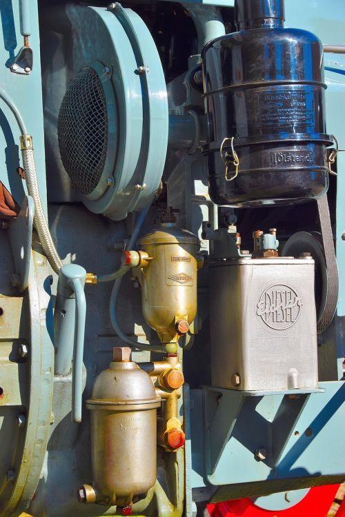 machine motor diesel