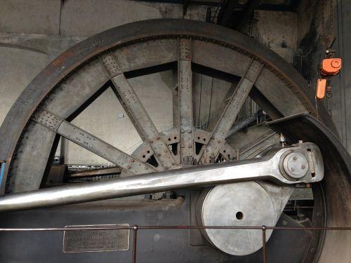 machine steam engine carrier