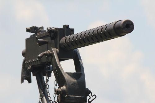 machine gun gun military