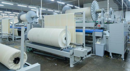 machine-woven fabric machinery factory