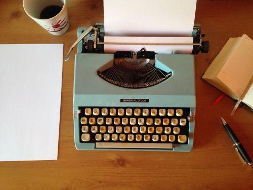 machine writing ballpoint pen writing