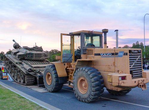 machinery tank military