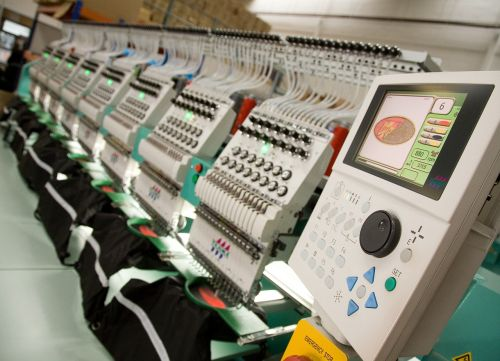 machinery embroidery computer