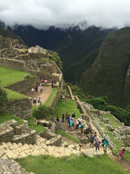 machu pichu tourism archaeological peru
