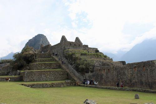 machupicchu peru valley