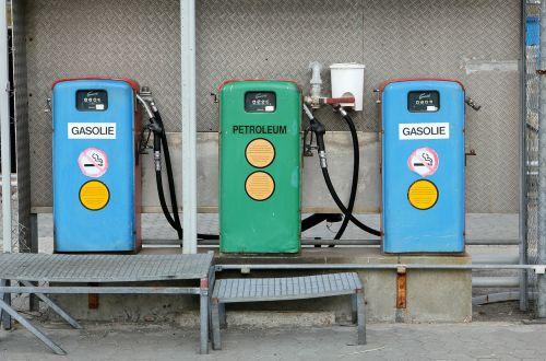 mack petrol pump