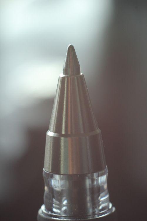 macro ball pen pen tip