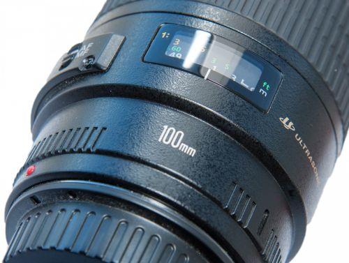 Macro Lens Close-up