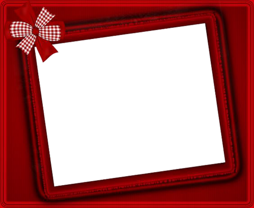 macro png texture frame png photo frame png red