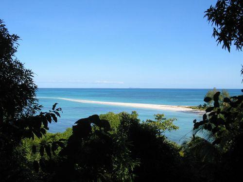 madagascar beach sea