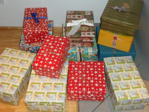 made gifts christmas