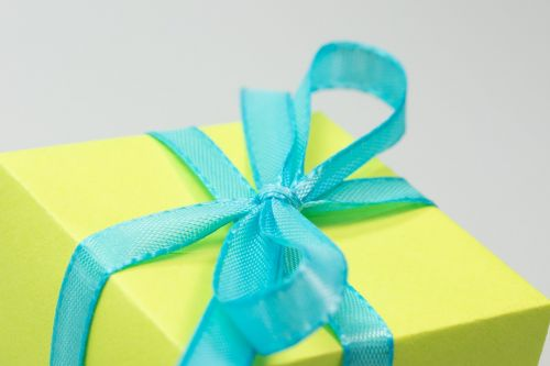 made gift package