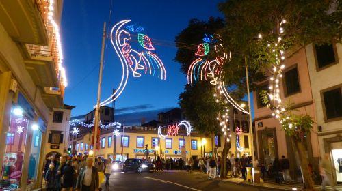 Madeira,funchal,Kalėdos