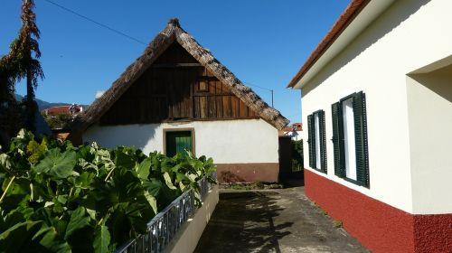 madeira portugal santana