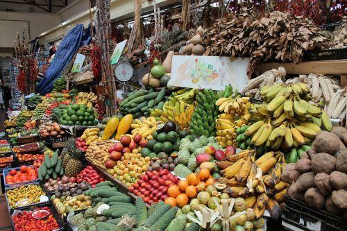 madeira funchal market