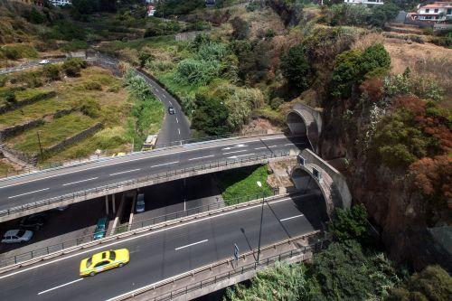 Madeira,funchal,panorama