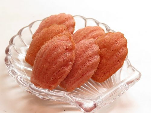 madeleine cherry france confectionery