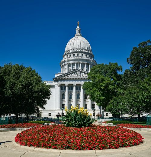 madison wisconsin state capitol